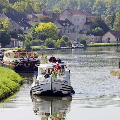 Le canal du Nivernais