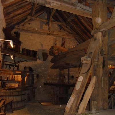 Le musée du vin à Coulanges la Vineuse