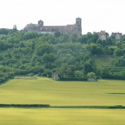 Vézelay, la colline éternelle