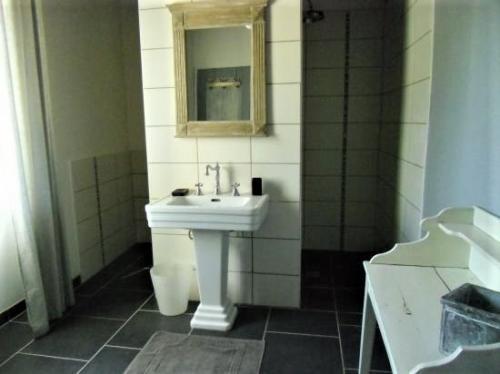 Salle d'eau de la chambre parentale